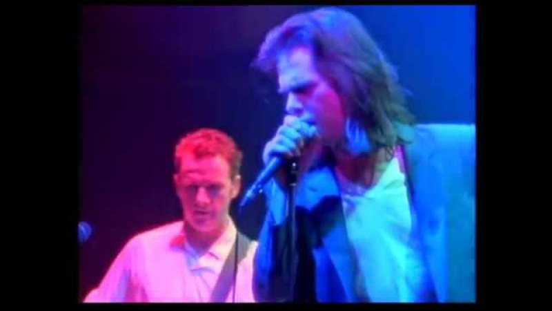 Nick Cave The Bad Seeds 1992 Live At The Paradiso