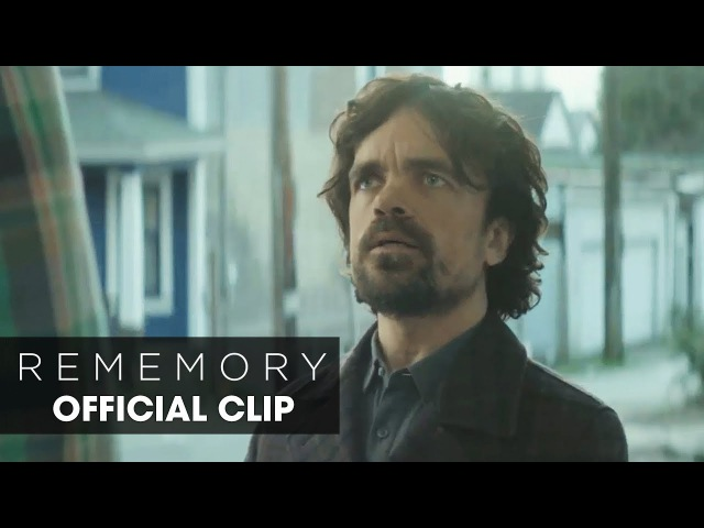 REMEMORY (2017 Movie) - Official Clip Alison's Dead - Peter Dinklage