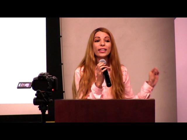 'Arabs breaking the Silence' UCLA Pt 2 Muslima Dema Taya Druze Ram Asad