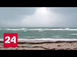 70 тысяч жителей Флориды укрылись в убежищах, есть угроза торнадо