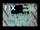 Prestigio Visconte V PMP1012 - ремонт планшета, замена тачскрина разборка/сборка