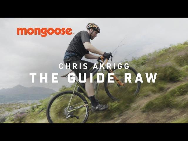 Chris Akrigg: The Guide Raw