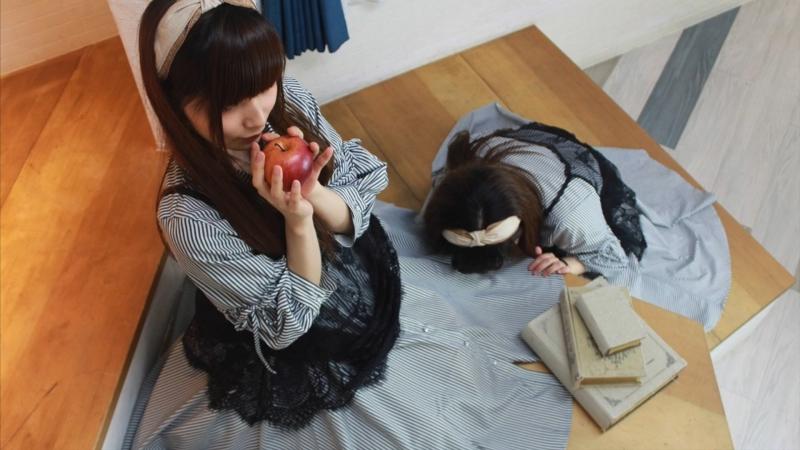 りい汰×あやは 林檎売りの泡沫少女 踊ってみた sm33082974