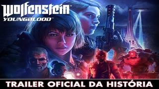 Wolfenstein: Youngblood – Trailer oficial da história