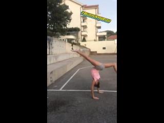 Анастасия Валентирова Тренировки-1
