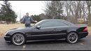 This V12 Mercedes CL65 AMG Is an Insane $30 000 Used Car