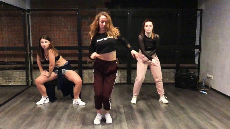 Reggaeton choreo by Anna Bedenyuk Karol G Pineapple