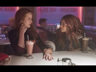 Cheryl Blossom & Toni Topaz (Madelaine Petsch & Vanessa Morgan) # 16 Ривердэйл / Riverdale (2019) 3 сезон 15 серия