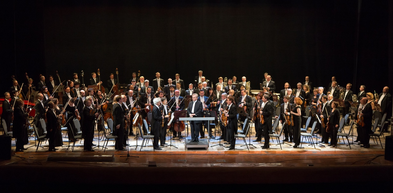 Большой симфонический оркестр имени Чайковского выступит на вологодской сцене