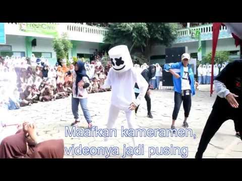 ZOMBIE DANCE MARSHMELLO HOLIC @pensi persisahan ppl