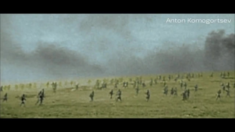 Anton Komogortsev Берлинская наступательная операция Великая Отечественная война в цвете 1941 1945