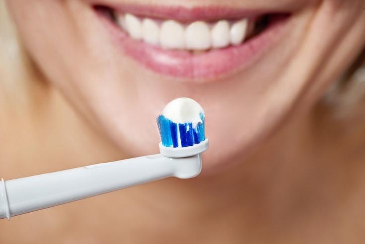 Детская электрическая зубная щетка от 7 лет орал би купить