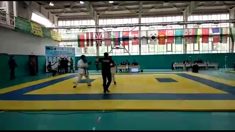 Рукапашни бой