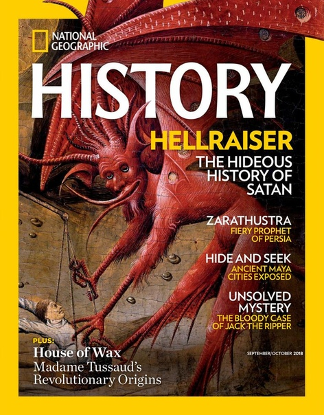 2018-09-01 National Geographic History
