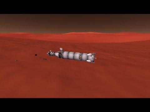 Хреначу Томагавки в Kerbal Space Program