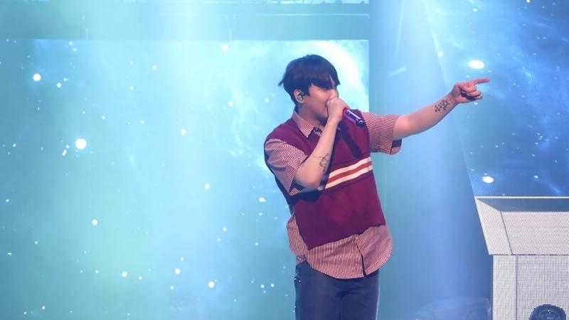 190126 이홍기 - Thank you Pathfinders LEE HONG GI SOLO CONCERT 'I AM' IN SEOUL 연세대학교 백주년기념관 콘서트홀