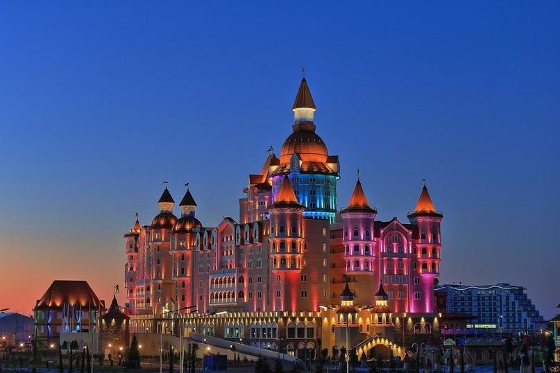 Самые дорогие отели России, изображение №4