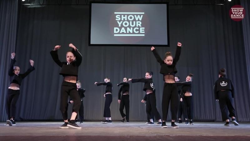 BEST DANCESHOW KIDS:MDJ CREW
