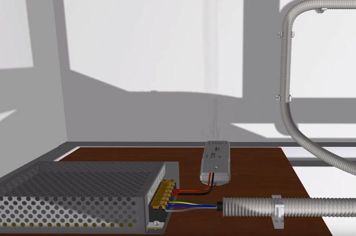Монтаж и подключение светодиодной ленты часть 2, изображение №3