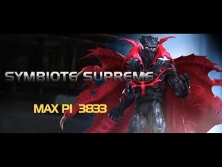 Symbiote supreme (верховный симбиот) | marvel contest of champions