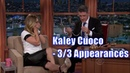 Kaley Cuoco Prefers Animals Over People 3 3 Appearances In Chron Order HD