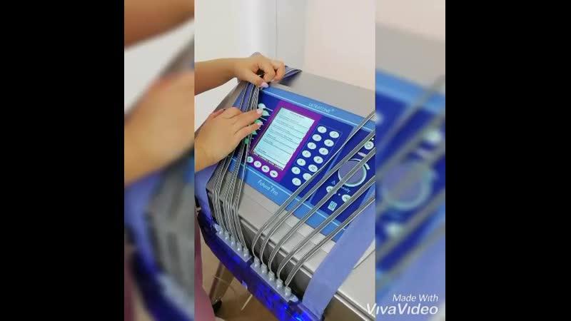 Миостимуляция Futura Pro. Студия LPG-массажа BodyLine