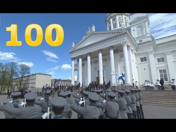 Finland 100 Years of Independence feat President Sauli Niinistö