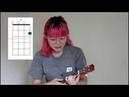 Easy ukulele tutorial | this is home (cut my hair)