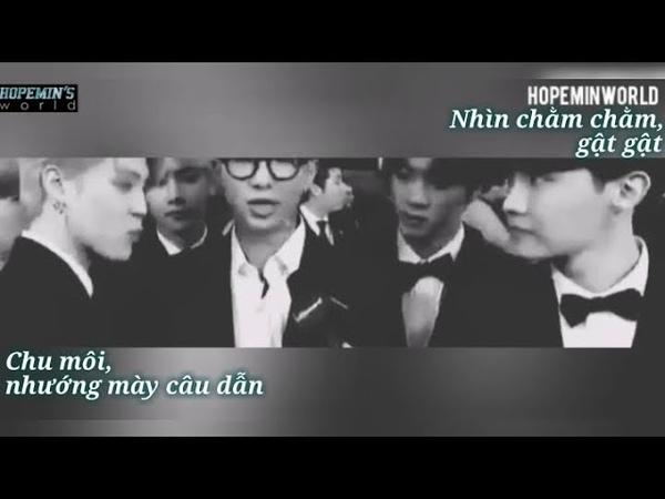 [HopeMin's World] 190210 Bé câu dẫn nói lời yêu anh | Jimin: I ❤ U J-Hope | HopeMin eye contact