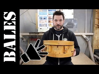 How Does It Sound -  The 2x4 Snare Drum