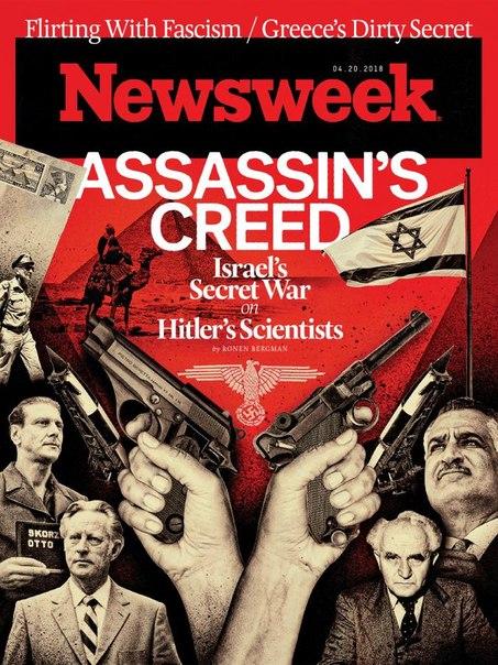 Newsweek USA-April 20 2018