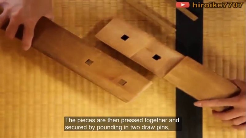 Typical Joints Created The Amazing of Traditional Japanese Wood Joinery