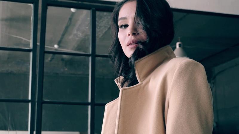 Шерстяное пальто в цвете camel из итальянской шерсти Max Mara от I LOVE SHOPPING
