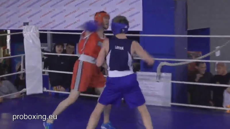 06.02.2016 Real Boxing Show Fight 3