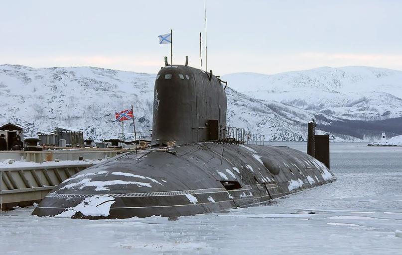 ВМФ России выпускает самую мощную и дорогую боевую подлодку, изображение №1