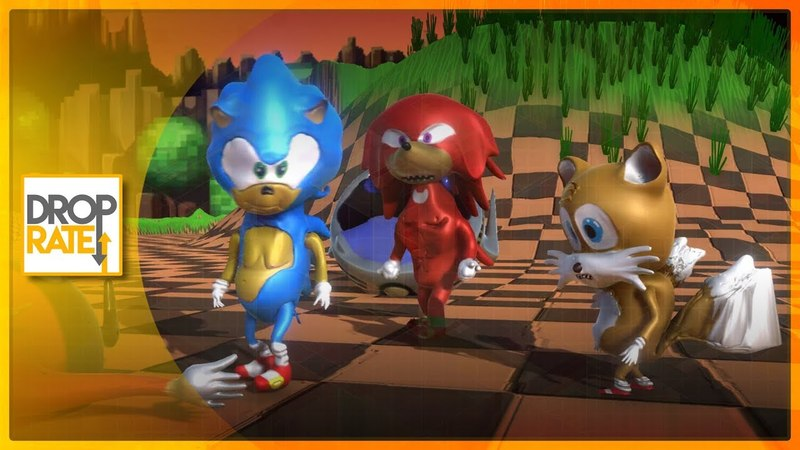 First Look: Sonic Suggests (Itch.io, Free)