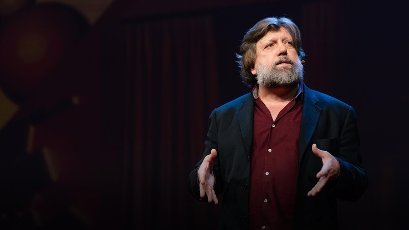 Why theater is essential to democracy Oskar Eustis ОКОЛОТЕТАР