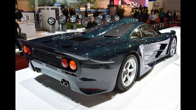 Длина имеет значение — Эволюция «длиннохвостых» McLaren, изображение №7