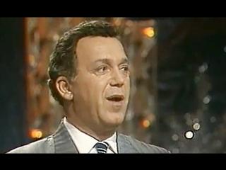 Гастрольное танго - Иосиф Кобзон (Песня 88) 1988 год (Г. Мовсесян - Ф. Лаубе)