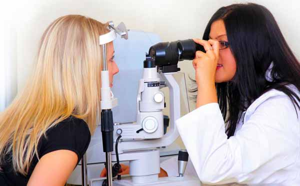 Оснащение кабинета офтальмолога