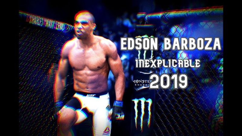 UFC 242 Edson Barboza - Inexplicable 2019 Highlights/Knockout HD