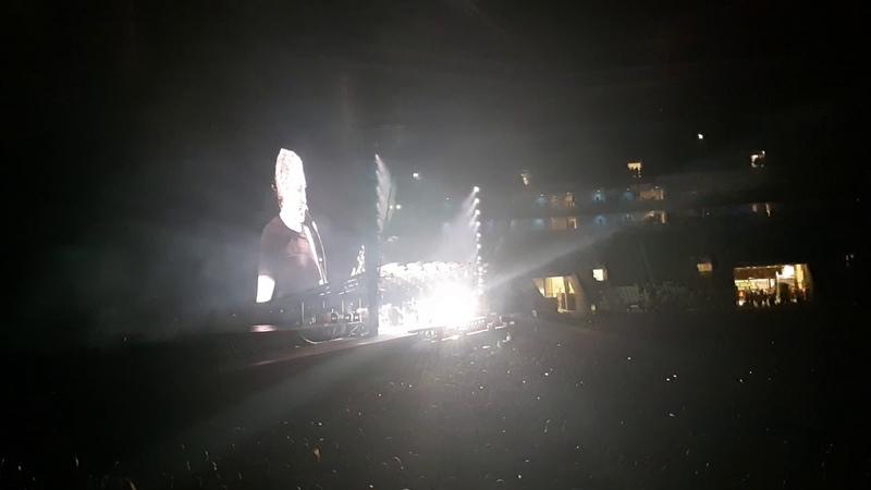 Roger Waters vaiado após utilizar EleNão em show no Allianz Park 9102018