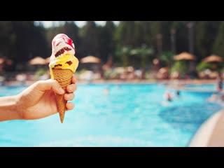 Летний бассейн в Барвихе