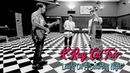 'Lonely On A Saturday Night' X-RAY CAT TRIO (Atomic Vintage Festival) BOPFLIX sessions