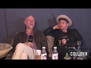 The Wall of Mexico  Jackson Rathbone, Xander Berkeley Interview