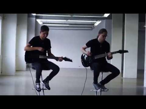 Lemma Zero Point guitar playthrough