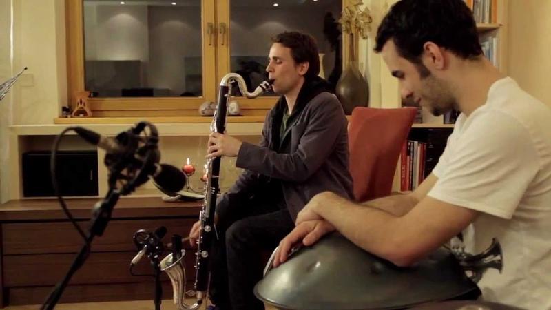 Christoph Pepe Auer Manu Delago - Libertango (Life in Rooms 1/7)