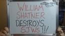 WILLIAM SHATNER Destroys SJWs In FIVE WORDS