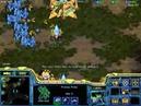 FPVOD LancerX vs z1z1z1z1aa PvT Starcraft Brood War 2014