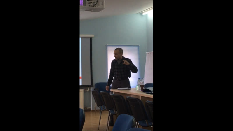 Выступление Игоря Карлинского